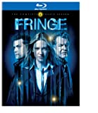 Cover art for  Fringe: The Complete Fourth Season [Blu-ray]