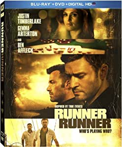 Runner Runner [Blu-ray] [Import]