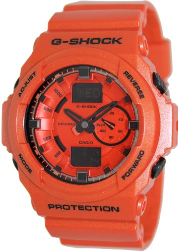 Casio - G-Shock - 3-D Design Series - Ga150A-4A