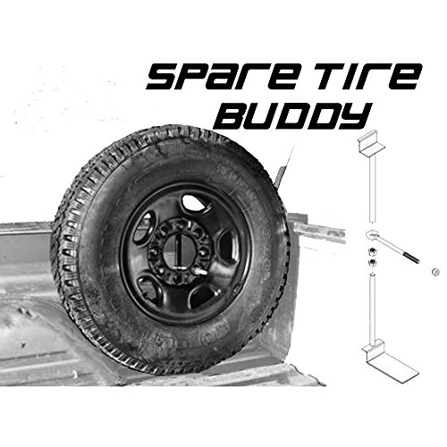 Spare Tire Carrier for Pick Up Trucks-FREE SHIPPING (Off Road Tires For Truck compare prices)