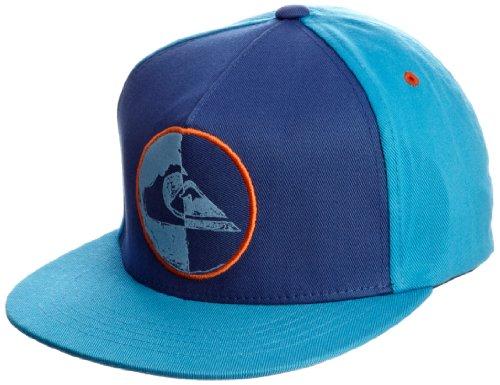 Quiksilver Men's Magik X3 Caps Ocean Kmmcp051 1