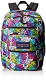 JanSport Big Student Backpack - Multi Ombre Floral 17.5H x 13W x 10D