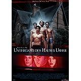 """EDGAR ALLAN POEs 'Untergang des Hauses Usher' (OmU)von """"Frank Mentier"""""""