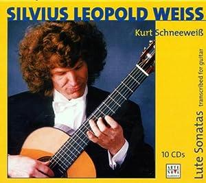 Lute Sonatas (Schneeweiss)(10cd)