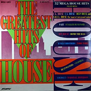 Various dance compilation album greatest hits of house for House music greatest hits