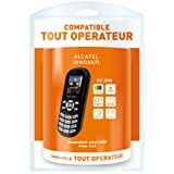 Comparer ALCATEL ONE TOUCH 300 GRIS