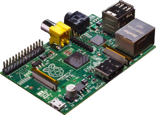Raspberry Pi (Model B) - Revision 1 256MB