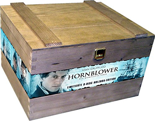 Hornblower - Die komplette Serie (Special 8 Disc Holzbox Edition) [8 DVDs]