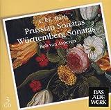 Bach C.P.E: Prussian & Wurttemberg Sonatas