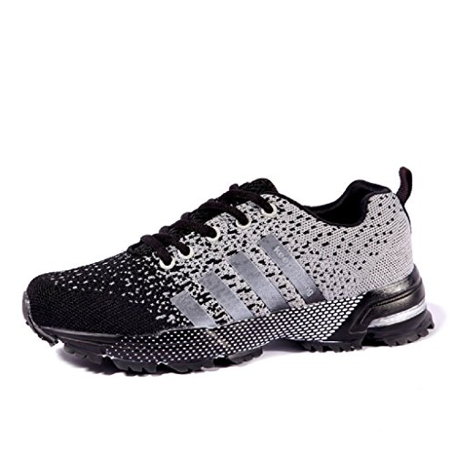 Lukisy Women's Sports Air Cushioning Jogging Walking Riding Sport Running Shoes,Fashion Walking Sneakers