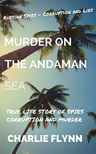 Book: Murder on the Andaman Sea by Charlie Flynn