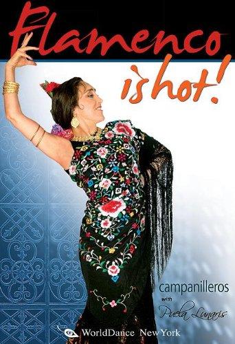 Flamenco Is Hot! - Learn two campanilleros, sensual barefoot flamenco & dance with Manton de Manila