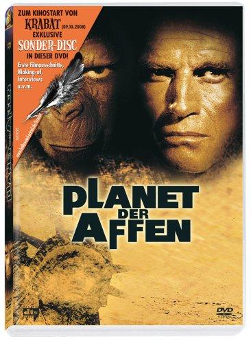 Planet der Affen (+ Krabat Sonder-Disc)