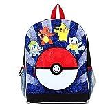 Pokemon Backpack with Pokeball Pocket