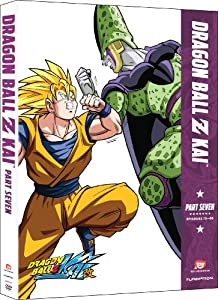 Dragon Ball Z Kai: Part Seven