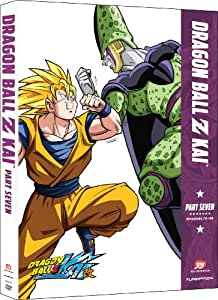 Dragon Ball Z Kai - Season 1 - Part 7