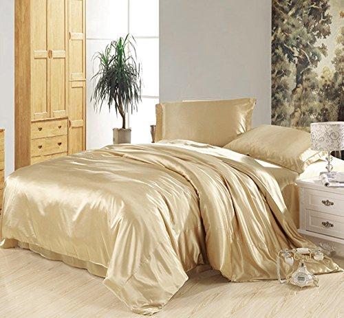 Silk Luxury Bedding front-1066559