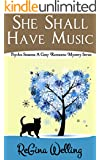 She Shall Have Music (Psychic Seasons: A Cozy Romantic Mystery Series Book 3)
