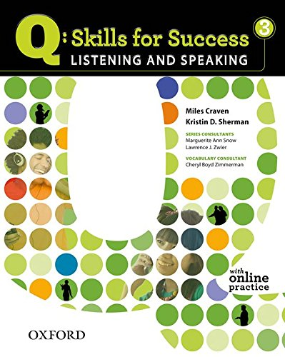 Q Skills for Success. Listening and Speaking 3: Student's Book with Online Practice