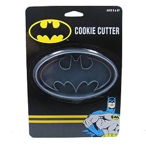 DC Comics Batman Logo Cookie Cutter Stamp by DC Comics