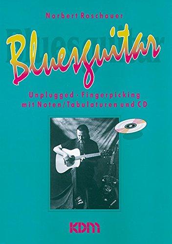 Bluesguitar 1 (Buch & CD) Picture