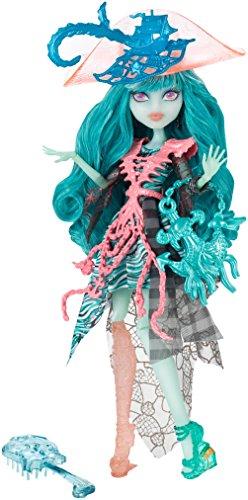 Mattel Monster High CDC31 - Verspukt Geisterschüler Vandala Doubloons Puppe