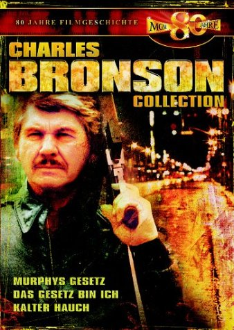 Charles Bronson Collection (3 DVDs)