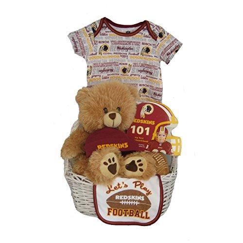 Baby Gift Baskets Wa : Washington redskins baby beanie price compare