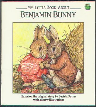 My Little Book About Benjamin Bunny front-1058652