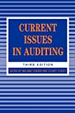 img - for Current Issues in Auditing (Accounting and Finance series) book / textbook / text book