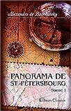 echange, troc Alexandre de Bachoutsky - Panorama de St.-Pétersbourg
