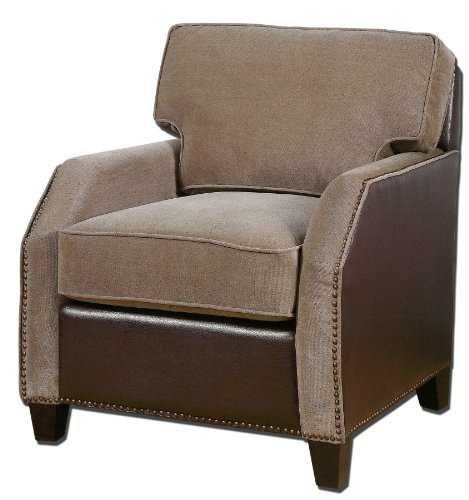 Dillards Furniture Brands: Dillard Armchair By Uttermost Price!
