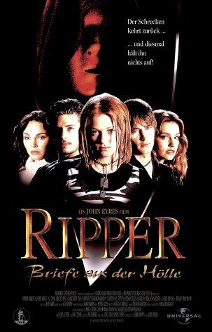 Ripper - Briefe aus der Hölle [VHS]