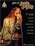 echange, troc Janis Joplin - Partition : Joplin Janis The Best Of Guitar Tab