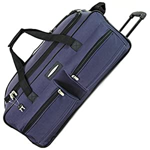 Jeep Large 27 Inch Wheeled Luggage Bag - 5 Years Warranty!