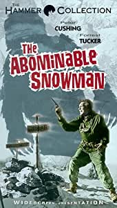 Abominable Snowman [VHS] [Import USA]