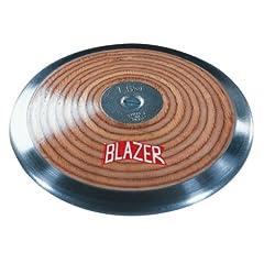 Buy Blazer Athletic Laminate Wood Discus by Blazer