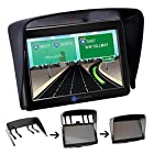 eFreesia® Shade Sun Glare Vision Shield for Universal 7 Inch GPS GPS Garmin Magellan RoadMate Cobra