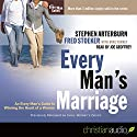 Every Man's Marriage: An Every Man's Guide to Winning the Heart of a Woman Audiobook by Stephen Arterburn, Fred Stoeker, Mike Yorkey Narrated by Joe Geoffrey