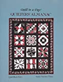 1992 Quilters Almanac, Quilt Block Party, Series #3 (Quilt in a Day) (0922705348) by Eleanor Burns