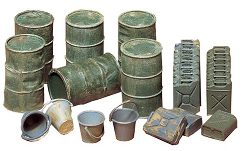 Tamiya 1/35 Jerry Can Set TAM35026 (1 35 Jerry Cans compare prices)