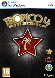 Tropico 4: Gold Edition (PC DVD)