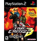 Time Crisis 3 with Guncon 2 Light Gun