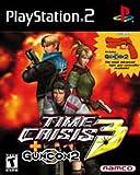 NAMCO Time Crisis 3 with Guncon 2 Light Gun