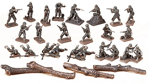 Hasegawa 1/72 US Combant Infantry Team