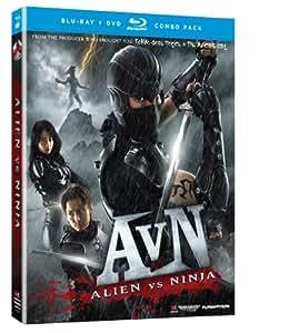 Alien vs. Ninja (Blu-ray/DVD Combo)