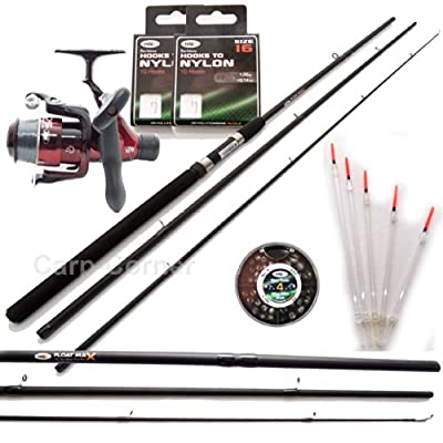 complete match fishing outfit Kit Starter Set up Beginners by Carp-Corner