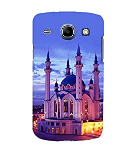 printtech City Building Lights Back Case Cover for Samsung Galaxy A5 / Samsung Galaxy A5 A500F