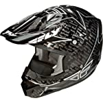 Fly Racing Aurora Adult Winter Sport Snowmobile Helmet - Black / 2X-Large