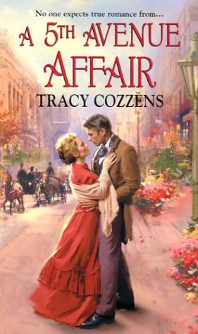 Image for A Fifth Avenue Affair (Zebra Historical Romance)